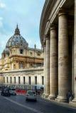Vatican Roma Italia Fotografia Stock Libera da Diritti