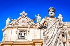 Vatican, Roma, Italy Imagens de Stock
