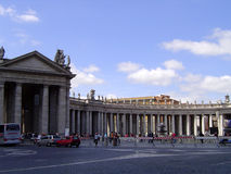 The Vatican - Rome. View of The Vatican Stock Photography