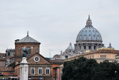 Vatican Rome Royalty Free Stock Image