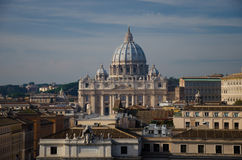 The Vatican. In Rome Royalty Free Stock Images