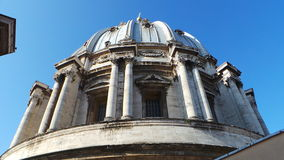 Vatican rome. Architecture, monuments, statues, capital, vatican, holidays, ancient, beautiful Royalty Free Stock Images