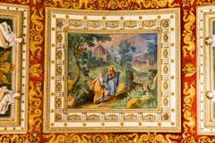 лестница vatican rome музея Италии двойного helix Стоковые Изображения RF