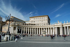 The vatican, Rome, Italy royalty free stock photography