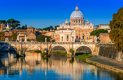 Vatican, Rome, Italy Royalty Free Stock Photography