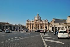 Vatican Rome Italy Royalty Free Stock Images
