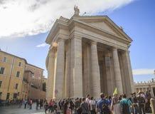 Vatican Rome , Italy Stock Image