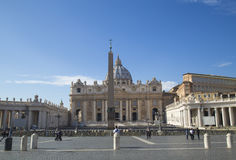 Vatican Rome , Italy Royalty Free Stock Images