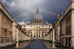 Vatican. Rome. Italy. Royalty Free Stock Photos