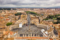 Vatican and Rome Royalty Free Stock Photo