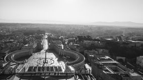 Vatican and Rome Royalty Free Stock Photos