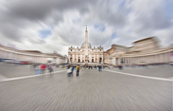Vatican, Saint Peter Royalty Free Stock Photos