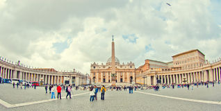 Vatican, Saint Peter Stock Image