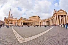 Vatican, Saint Peter stock image