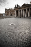 Vatican square Royalty Free Stock Photo