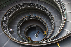 Vatican Steps Royalty Free Stock Images