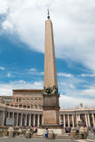 Vatican in a summer day Roma Italia Royalty Free Stock Photography