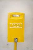 Vaticane della posta tradotto servizio postale del Vaticano Fotografia Stock