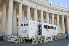 Vaticane State post office Stock Photography