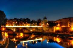 Vaticanen HDR Royaltyfria Bilder