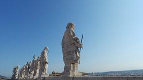 Vaticanen rome Arkivfoto