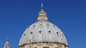Vaticanen rome Royaltyfria Foton