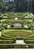 VATICANEN SEPTEMBER 20: landskap på Vaticanenträdgårdarna på September 20, 2010 i Vaticanen, Rome, Italien Arkivbild