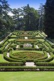 VATICANEN SEPTEMBER 20: landskap på Vaticanenträdgårdarna på September 20, 2010 i Vaticanen, Rome, Italien Royaltyfria Foton
