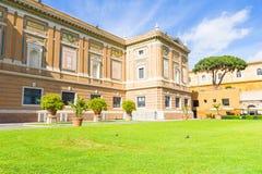 Vaticanenmuseer Royaltyfri Foto
