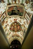 Vaticanenmuseumtak arkivbilder