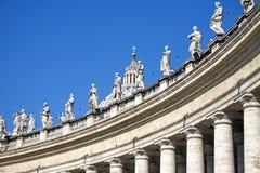 Vaticanet City Arkivfoton