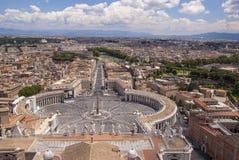 Vaticano Fotografía de archivo libre de regalías