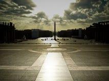 vaticano pietro san квадратное Стоковое Фото