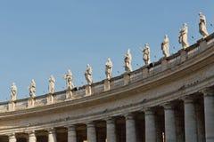 Vaticano, Roma Foto de archivo libre de regalías