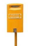 VaticanPostbox Lizenzfreie Stockbilder