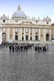 Vatikaan Royalty-vrije Stock Fotografie
