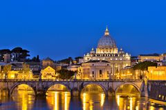 Vatikaan Stock Afbeelding