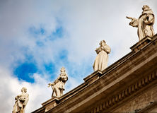 Vatikaan Rome Royalty-vrije Stock Afbeeldingen