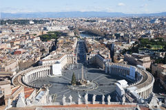 Vatikaan, Rome, Italië Stock Foto