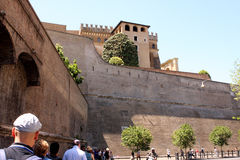 Vatikaan Rome Italië Stock Foto's