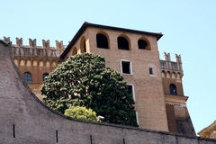 Vatikaan Rome Italië Stock Fotografie