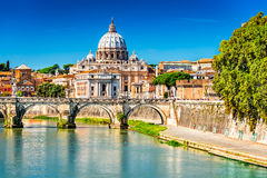 Vatikaan, Rome, Italië Royalty-vrije Stock Fotografie