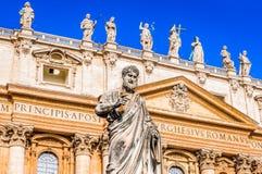 Vatikaan, Rome, Italië Stock Fotografie