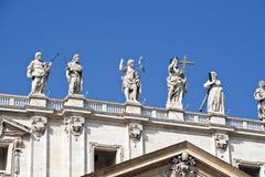 Vatikaan van Rome, Italië Stock Fotografie