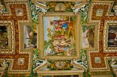 Vatikan-Museen Stockbild