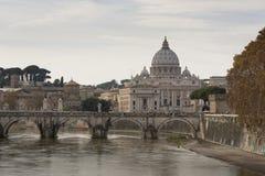 Vatikanstadt - Rom Lizenzfreies Stockfoto