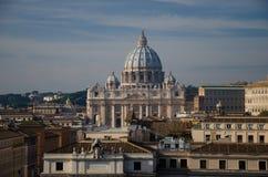 Vatikanstaten Royaltyfria Bilder