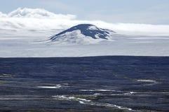 Vatnajokull glacier, Iceland Stock Image