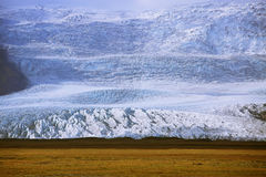 Vatnajokull glacier Royalty Free Stock Photos