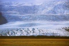 Vatnajokull glacier Royalty Free Stock Photos